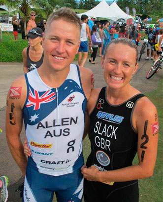 XTERRA World Championship on Maui, Hawaii