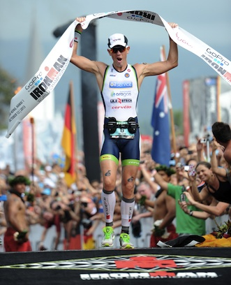 Frederik Van Lierde wins Ironman World Championships in Hawaii thanks to Swiss technology