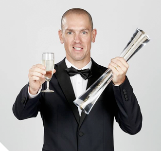 Frederik Van Lierde is Belgian Sportsman of the year