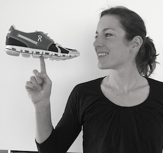 ​On Cloud: The lightest cushioned performance running shoe