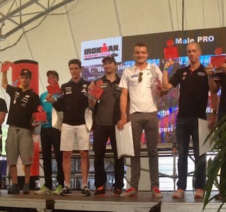 5 On athletes within top 10 at Ironman Frankfurt