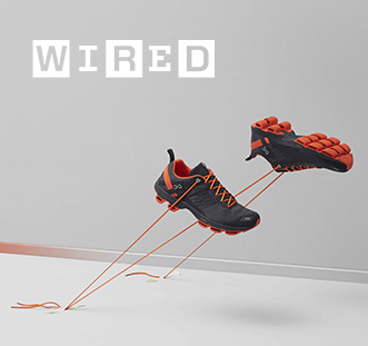 "Wired - ""They just feel good to run in."""