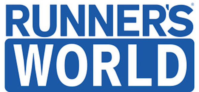 "Runner's World UK features the Cloudsurfer with ""Best RW Debut"" Award."