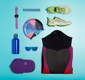 What do Offroaders pack for their running adventures?
